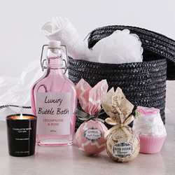 LUXURY BATH SET